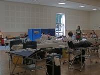 Une collecte de sang dans la continuité à Châtenoy-le-Royal