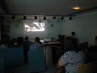 Ciné-débat à l'ERJ de Châtenoy le Royal autour du film ̏Les mauvaises herbes˝