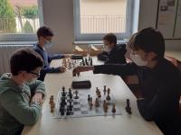 Reprise d'activité de l'école de l'Echiquier Royal de Châtenoy-le-Royal