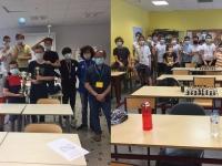 Tournoi scolaire d'échecs de Saint Dominique et de la Cité scolaire Henri Vincenot de Louhans