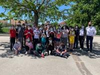 Un Permis Internet délivré aux élèves de CM2 de Châtenoy-le-Royal