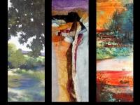 La Ferme de Corcelle reprend ses expositions du 12 au 20 juin 2021 avec ̏Ailleurs ˝