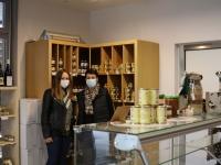 Fontaines : la Boutique du Lycée la qualité avant tout