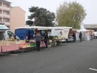 Marché de Châtenoy-le-Royal, achetons local