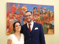 Mélanie et Thibaud se sont dit oui pour la vie.