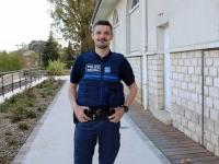 Châtenoy-le-Royal de nouveau 3 policiers municipaux au service de la commune.