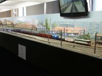 Rail Modélisme Châtenoyen le réseau ferroviaire en standby.