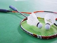 Portes ouvertes au club de badminton de Saint Rémy.