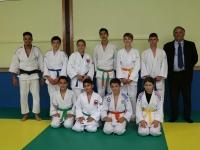 Le judo au collège c'est possible avec la section UNSS du collège Pasteur de Saint Rémy.