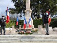 Saint Rémy a commémoré le 19 Mars 1962 fin de la guerre d'Algérie.