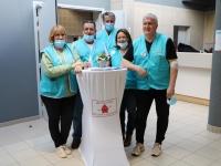 L'EFS a organisé une collecte supplémentaire de sang à Saint Rémy.