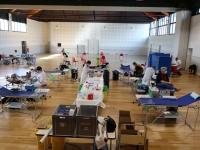 Collecte de sangà la salle de l'espace Brassens à Saint Rémy le mardi 6 Avril 2021 de 15h30 à 19h.