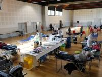 63 donneurs pour cette collecte de sang du 6 avril à Saint Rémy.