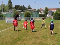 Le club de foot de Saint Rémy a fait sa journée découverte