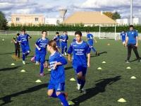 La section sportive foot de l'Union Nationale du Sport Scolaire (UNSS) du collège Louis Aragon a terminé la sélection pour la saison 2021/2022.