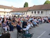 Un public nombreux pour ce second vendredi de fête organisé par la municipalité