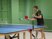 Tennis de tableà Châtenoy-le-Royal, toujours dans l'attente de jours meilleurs