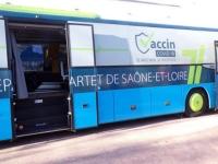 Le Vacci'bus Covid-19 s'arrêtera à Saint-Rémyle mardi 13 juillet, de 13h45 à 17h