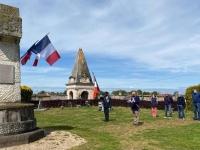 Saint Ambreuil commémore la Victoire du 8 Mai 1945