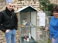 Une cage àdons vous attend à Varennes le Grand