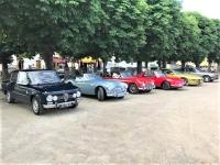 Rassemblement de véhicules anciens les 5 et 6 juin à Verdun-sur-le Doubs avec le Rotary Chalon Bourgogne Niépce