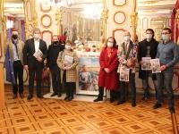 Lancement de la 2ème BD sur l'histoire de Chalon-sur-Saône