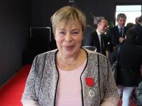 Le maire de Saint-Denis-de-Vaux nommé chevalier de la Légion d'honneur