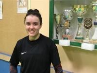 Sarah Verhoeven, nouvelle recrue de choc pour le Boxing Club San-Rémois