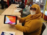 Inclusion numérique et continuité éducative aux Aubépins