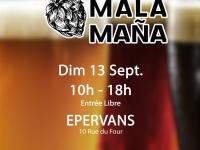Vente privée de bières artisanales franco-chiliennes dimanche à Épervans