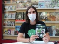 Mikael Lebestiau présente son premier manga, «Ommorc»