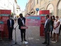 350 000 euros de bons d'achat distribués  à 4650 agents des services publics