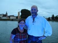 Comme une ballade irlandaise avec Ailsa Craig au Port-Villiers