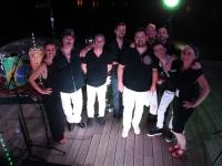 La musique brésilienne à l'honneur avec La Roda d'Unidos Da Batida vendredi au Port-Villiers