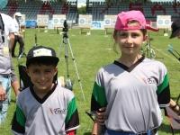 Championnat national d'été de tir à l'arc 2021 à Chalon-sur-Saône