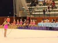 Gymnastique rythmique: Retour en images sur le concours interne de l'Éveil à la Maison des Sports (1)
