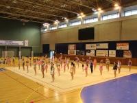 Gymnastique rythmique: Retour en images sur le concours interne de l'Éveil à la Maison des Sports (3)