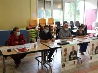 DEPARTEMENTALES - CHALON 3 : «Un Nouveau Souffle» propose un RSA Jeunes