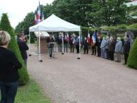 Chalon-sur-Saône rend hommage aux Morts pour la France en Indochine
