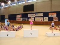 Gymnastique rythmique : Palmarès du concours interne de l'Éveil à la Maison des Sports