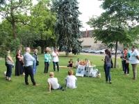 DEPARTEMENTALES - CHALON 2 - Réunion publique sous forme de pique-nique pour «Ensemble pour un département écologique & social»