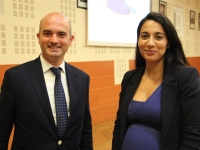 DEPARTEMENTALES - CHALON 2 - Nouveau mandat pour Amelle Deschamps et Jean-Vianney Guigue
