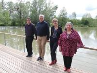 DEPARTEMENTALES - CHALON 3 - Un nouveau souffle pour le canton avec Francine Chopard et Christophe Regard