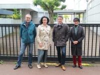 DEPARTEMENTALES - CHALON 3 - Sandra Gaudillère et Ivan Maréchal, candidats du Printemps Chalonnais
