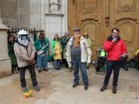 Rassemblement contre Bayer-Monsanto et l'agrochimie à Chalon-sur-Saône