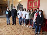 Le service Réanimation de l'Hôpital William Morey de Chalon-sur-Saône se mobilise pour une meilleure reconnaissance de son statut