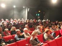 Le public a répondu présent pour «It Must Be Heaven» au Mégarama Axel