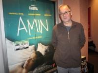 Philippe Faucon à l'Axel à Chalon pour « Amin »