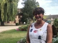 Joëlle Schwob, maire de Châtenoy-en-Bresse : «Nous souhaitons faire partie du réseau ZOOM du Grand Chalon.»