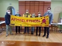 La ville de Sevrey apporte sa contribution au Téléthon